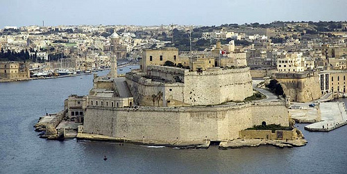 Fuerte de San Elmo Malta